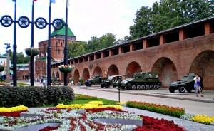 Музей Нижегородский Кремль