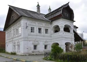 Музей и Нижегородский Центр фольклора в доме купца Олисова