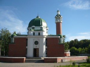 мечеть тауба