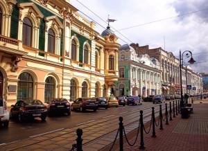 Rozhdestvenskaya st. Nizhny Novgorod